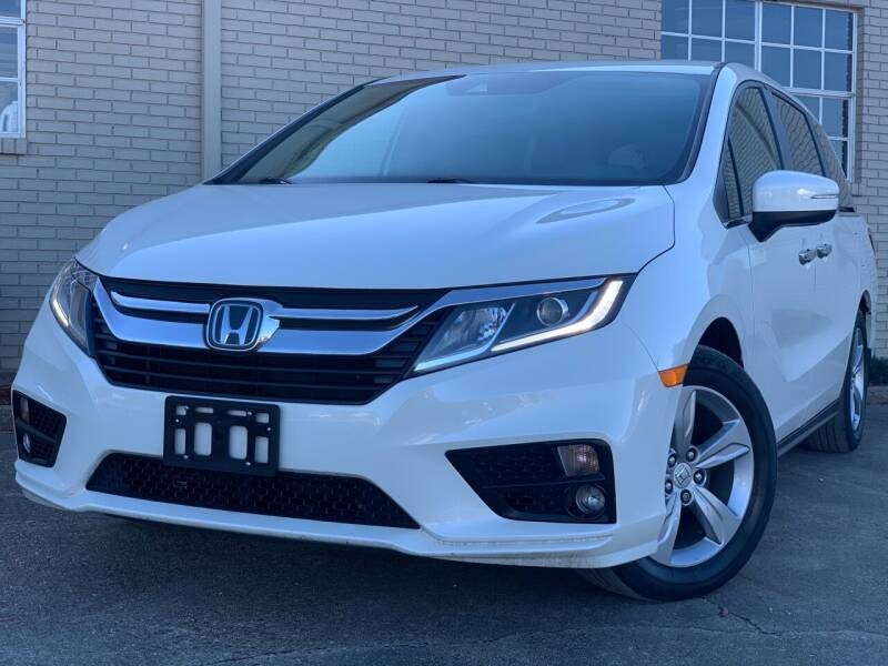 2018 Honda Odyssey for sale at Quality Auto of Collins in Collins MS