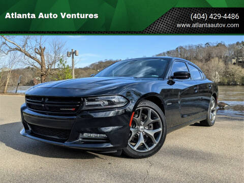 2017 Dodge Charger for sale at Atlanta Auto Ventures in Roswell GA