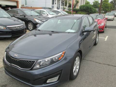 2015 Kia Optima for sale at Downtown Motors in Macon GA