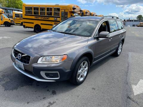 2011 Volvo XC70 for sale at SNS AUTO SALES in Seattle WA