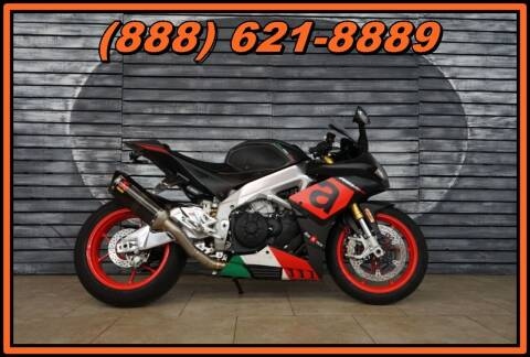 2017 Aprilia RSV4 for sale at AZMotomania.com in Mesa AZ