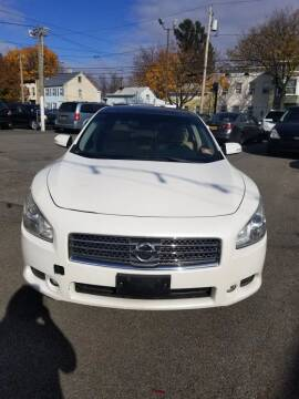 2011 Nissan Maxima for sale at Perez Auto Group LLC -Little Motors in Albany NY