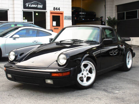 1986 Porsche 911 for sale at Z Carz Inc. in San Carlos CA