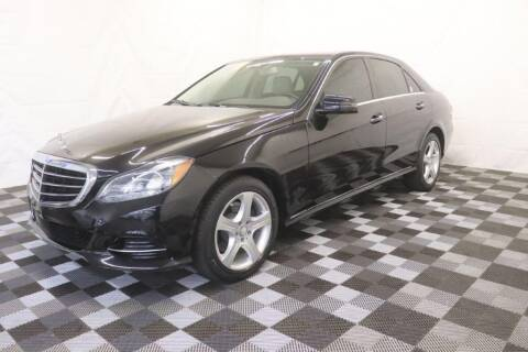 2016 Mercedes-Benz E-Class for sale at AH Ride & Pride Auto Group in Akron OH
