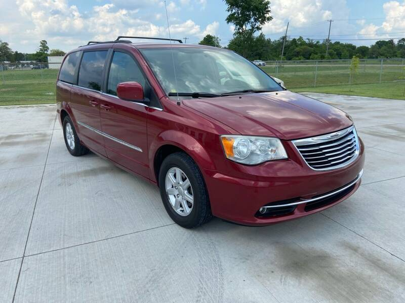 2011 Chrysler Town and Country for sale at The Auto Depot in Mount Morris MI