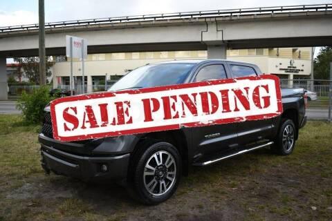 2019 Chevrolet Silverado 1500 for sale at STS Automotive - Miami, FL in Miami FL