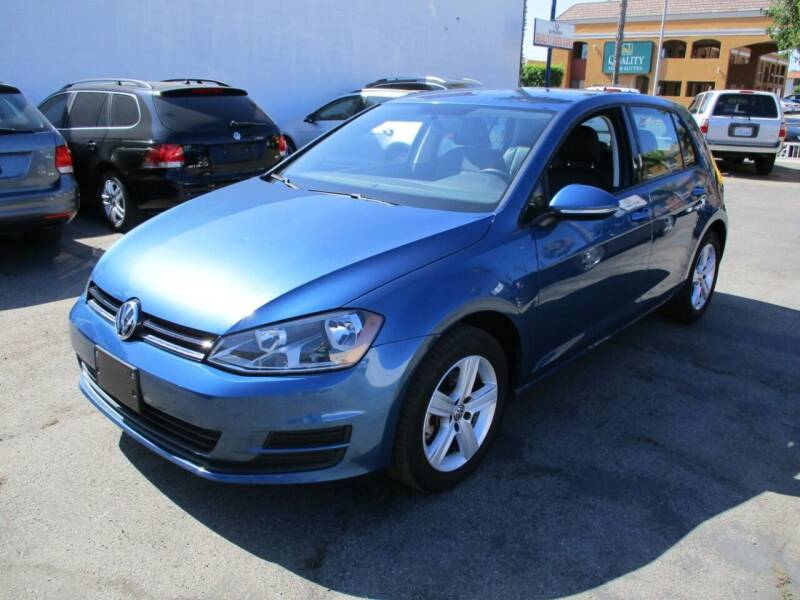 2015 Volkswagen Golf for sale at Shoppe Auto Plus in Westminster CA