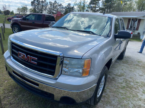 2009 GMC Sierra 1500 for sale at Southtown Auto Sales in Whiteville NC