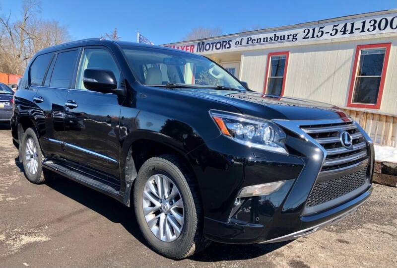2016 Lexus GX 460 for sale at Mayer Motors of Pennsburg in Pennsburg PA