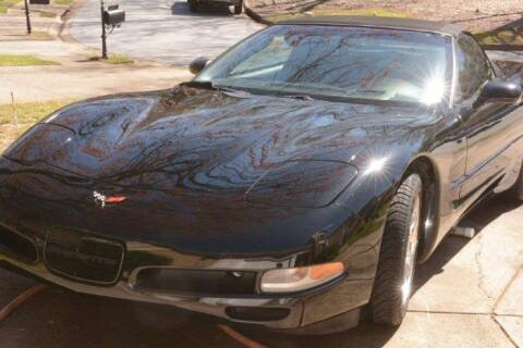2004 Chevrolet Corvette for sale at Classic Car Deals in Cadillac MI