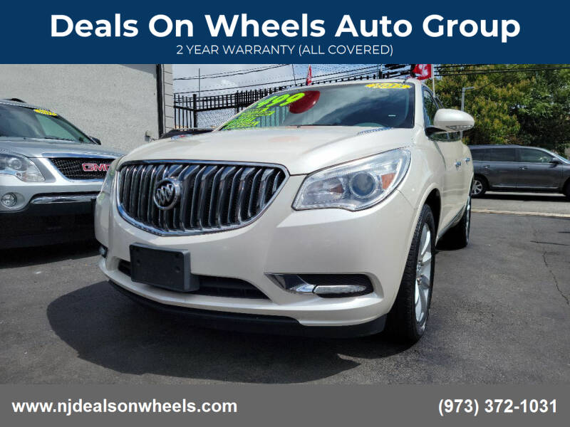 2015 Buick Enclave for sale at Deals On Wheels Auto Group in Irvington NJ