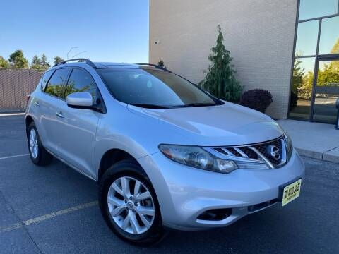 2011 Nissan Murano for sale at TDI AUTO SALES in Boise ID