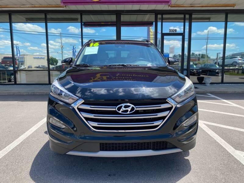2016 Hyundai Tucson for sale at Kinston Auto Mart in Kinston NC