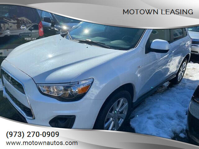 2015 Mitsubishi Outlander Sport for sale at Motown Leasing in Morristown NJ