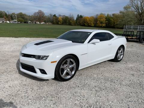 2015 Chevrolet Camaro for sale at Ultimate Auto Sales in Crown Point IN