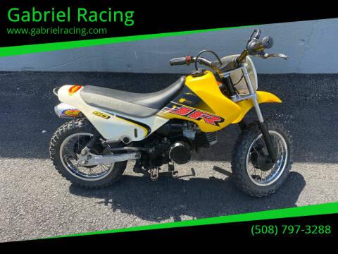 2002 Suzuki JR50 for sale at Gabriel Racing in Worcester MA