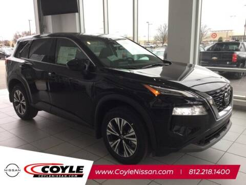 2021 Nissan Rogue for sale at COYLE GM - COYLE NISSAN - Coyle Nissan in Clarksville IN