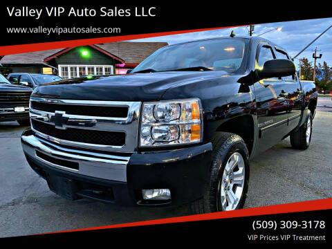 2009 Chevrolet Silverado 1500 for sale at Valley VIP Auto Sales LLC - Valley VIP Auto Sales - E Sprague in Spokane Valley WA