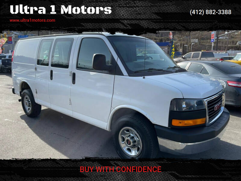 2015 GMC Savana Cargo for sale at Ultra 1 Motors in Pittsburgh PA
