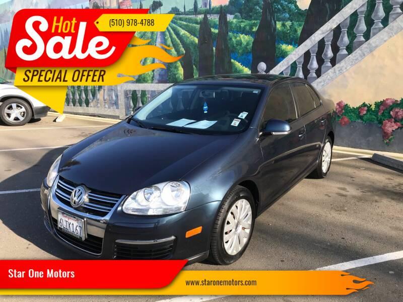 2010 Volkswagen Jetta for sale at Star One Motors in Hayward CA