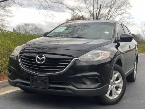 2013 Mazda CX-9 for sale at William D Auto Sales in Norcross GA