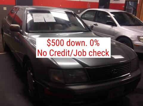1995 Lexus LS 400 for sale at D & J AUTO EXCHANGE in Columbus IN