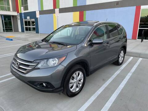 2014 Honda CR-V for sale at AS LOW PRICE INC. in Van Nuys CA