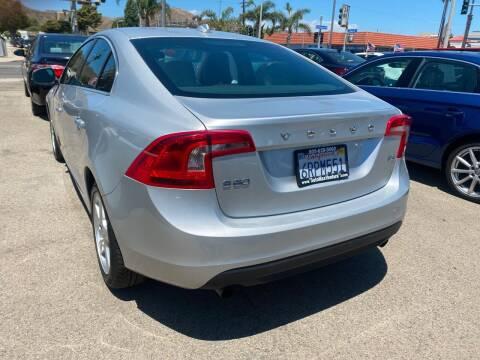2012 Volvo S60 for sale at Auto Max of Ventura in Ventura CA