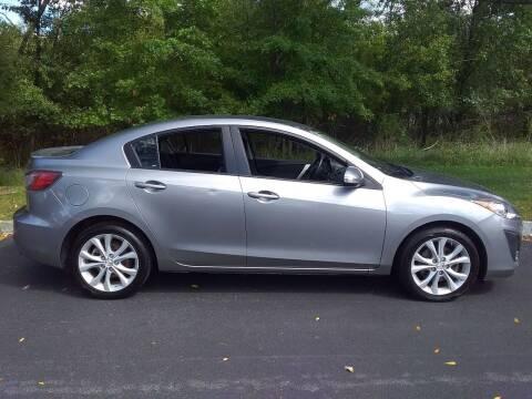 2010 Mazda MAZDA3 for sale at Joe Scurti Sales in Lambertville NJ