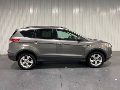 2014 Ford Escape for sale at ZoomAutoCredit.com in Elba NY
