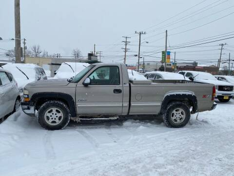 1999 Chevrolet Silverado 1500 for sale at ASHLAND AUTO SALES in Columbia MO