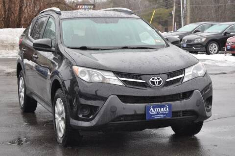 2014 Toyota RAV4 for sale at Amati Auto Group in Hooksett NH