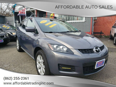 2009 Mazda CX-7 for sale at Affordable Auto Sales in Irvington NJ
