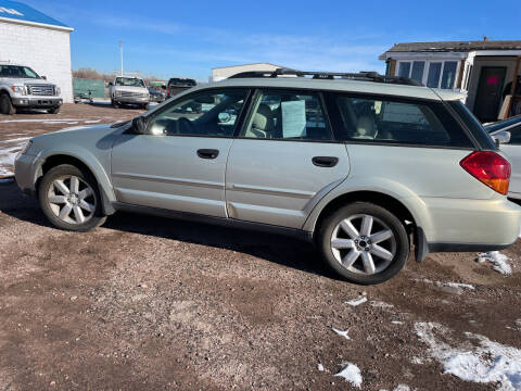 2006 Subaru Outback for sale at PYRAMID MOTORS - Fountain Lot in Fountain CO