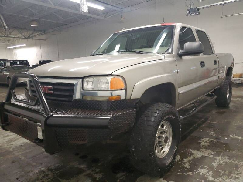 2003 GMC Sierra 1500HD for sale at Paley Auto Group in Columbus OH