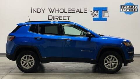 2018 Jeep Compass for sale at Indy Wholesale Direct in Carmel IN