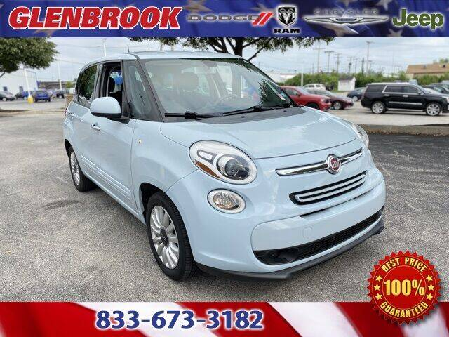 2014 FIAT 500L for sale at Glenbrook Dodge Chrysler Jeep Ram and Fiat in Fort Wayne IN