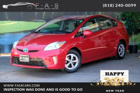 2012 Toyota Prius for sale at Best Car Buy in Glendale CA