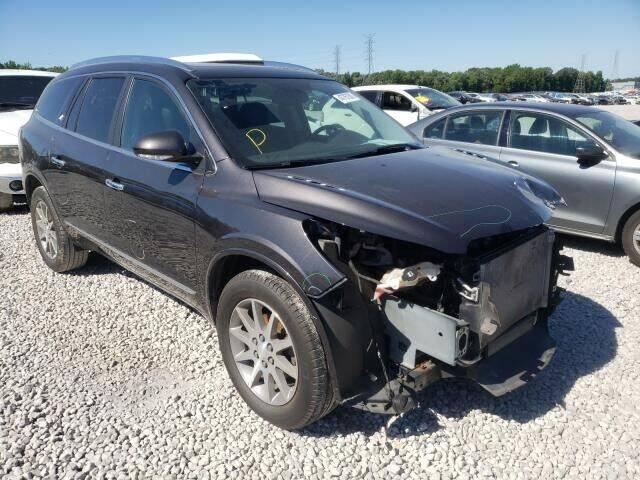 2017 Buick Enclave for sale at Varco Motors LLC - Builders in Denison KS