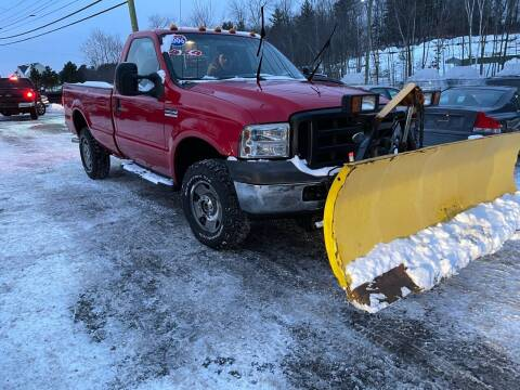 2006 Ford F-250 Super Duty for sale at Top Line Motorsports in Derry NH