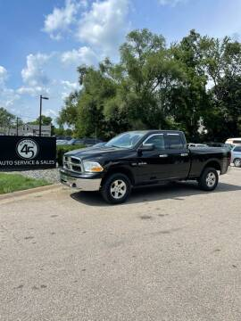 2010 Dodge Ram Pickup 1500 for sale at Station 45 Auto Sales Inc in Allendale MI
