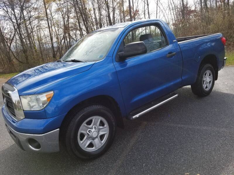 2007 Toyota Tundra for sale at GMG AUTO SALES in Scranton PA