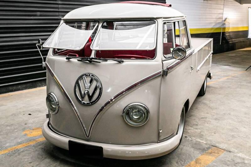 1973 Volkswagen Pickup Extended Cab - Doral FL