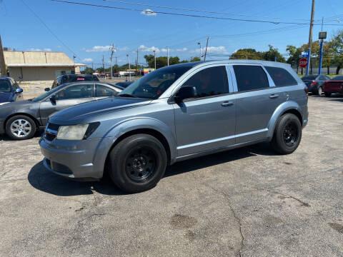 2009 Dodge Journey for sale at Dave-O Motor Co. in Haltom City TX