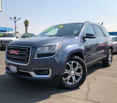 2014 GMC Acadia for sale at LUGO AUTO GROUP in Sacramento CA