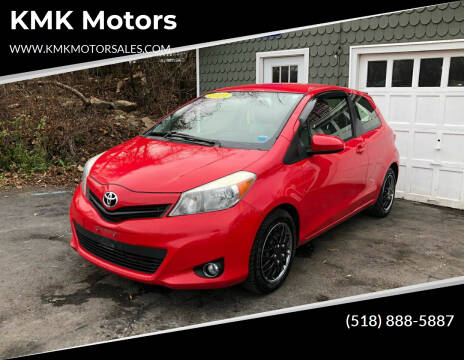 2014 Toyota Yaris for sale at KMK Motors in Latham NY