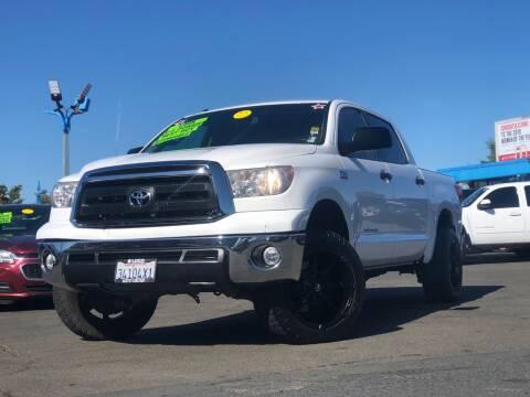 2013 Toyota Tundra for sale at LUGO AUTO GROUP in Sacramento CA