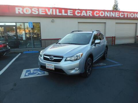2014 Subaru XV Crosstrek for sale at ROSEVILLE CAR CONNECTION in Roseville CA