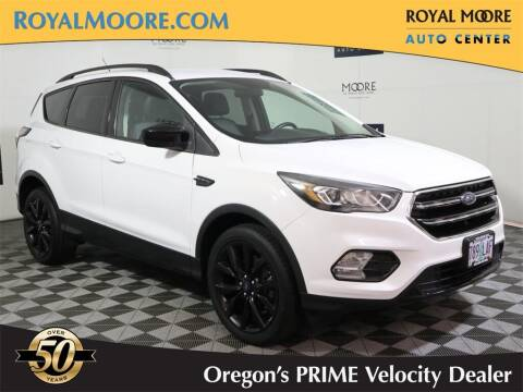 2017 Ford Escape for sale at Royal Moore Custom Finance in Hillsboro OR
