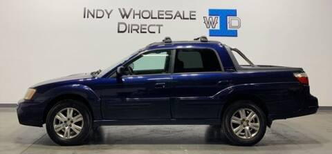2005 Subaru Baja for sale at Indy Wholesale Direct in Carmel IN